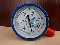 Манометр ДМ05063 О2, С2Н2 для измерения давления кислорода, ацетилена и газа