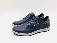 Мужские кроссовки Tommy Hilfiger синие NEW