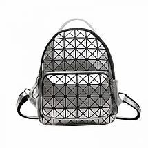 Женский рюкзак Crystal Silver, фото 2
