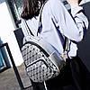 Женский рюкзак Crystal Silver, фото 4