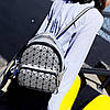 Женский рюкзак Crystal Silver, фото 5