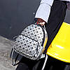 Женский рюкзак Crystal Silver, фото 6