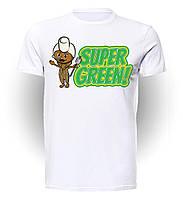 Футболка GeekLand Пятый элемент The Fifth Element Super Green FE.01.001