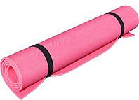 Коврик детский  Polifoam розовый (0,6х1,15м, толщ. 6 мм)
