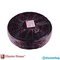 ЕН-9 Коаксиальный кабель медь 0,75  100% экран ПВХ ElectroHouse