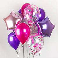 Шары на день рождения с доставкой в Днепре, фото 1