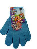 Перчатки на девочку 6 лет