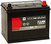 Аккумулятор автомобильный Fiamm Black Titanium 95AH L+ 760А Asia