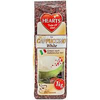 Капучино Hearts Cappuccino White 1 кг 80 порций