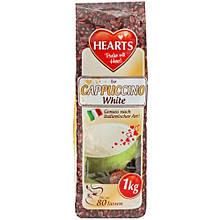 Капучіно Hearts Cappuccino White 1 кг 80 порцій