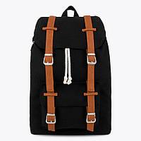 fd6d5630c79d Городской рюкзак черный CHOICE Boston NIGHT (мужской рюкзак, женский рюкзак,  рюкзаки, рюкзачок