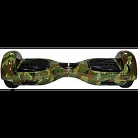 """Гироскутер 6.5""""дюйма зеленый комуфляж купить оптом и в розницу Smart balance wheel 6.5"""