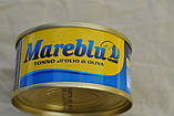 Тунец в оливковом масле Mareblu All'Olio di Oliva, 240 гр., фото 2