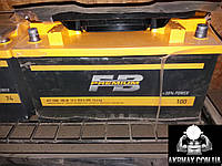 Аккумулятор автомобильный стартерный FIRE BALL Premium 100Ah 850A