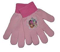 Перчатки детские для девочки