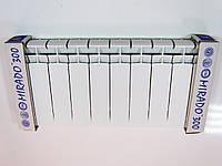 Биметаллический радиатор отопления Мирадо Mirado 300/85