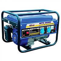 Генератор бензиновый WERK WPG 36000E (2.5 кВт)