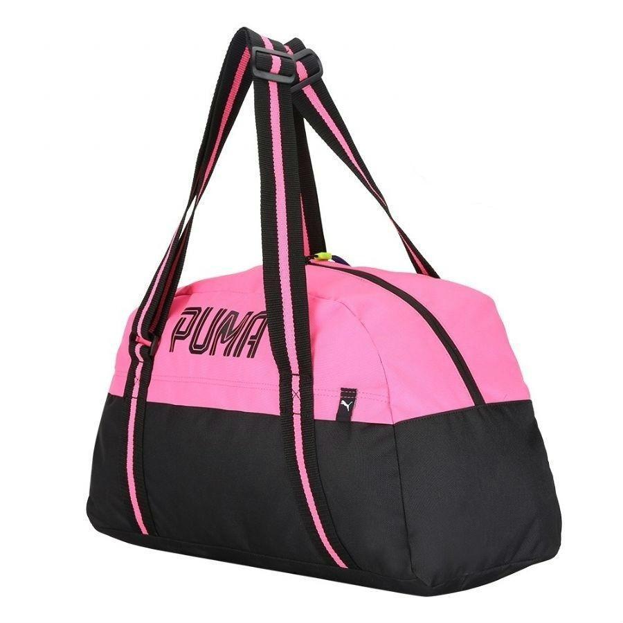 bbcec259c9ca Женская спортивная сумка Puma 074411_01 FUNDAMENTALS SPORTS 24 л  (original), маленькая