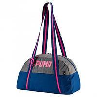 Женская спортивная сумка Puma 07441103 FUNDAMENTALS SPORTS 24 л (original), маленькая