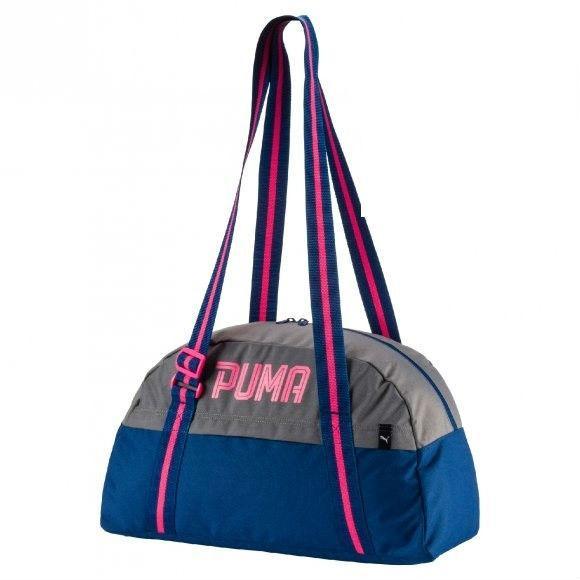 Женская спортивная сумка Puma 074411_03 FUNDAMENTALS SPORTS 24 л (original), маленькая