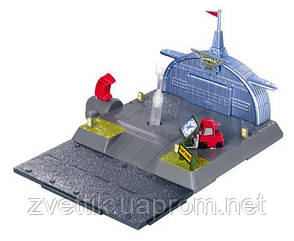 П, Игровой набор Planes Action Shifters Skippers Flight School Playset Disney Летачки Школа шкипера