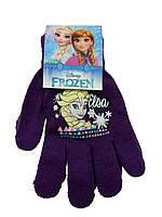Перчатки на девочку от 3 до 6 лет