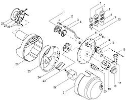 Giersch RG30 Соединительный кабель CG для -Z