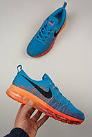 "Кроссовки Nike Air Max Flyknit 2014 ""Blue"""