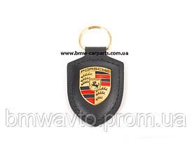 Брелок для ключей с гербом Porsche Crest Keyring