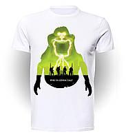 Футболка GeekLand Охотники за привидениями Ghostbusters Who GB.01.002