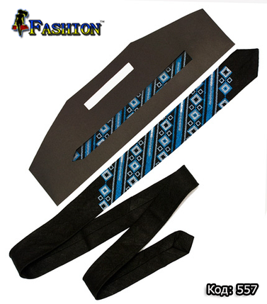 Краватка вишита Северин, фото 2