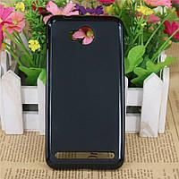 Силиконовый TPU чехол JOY для Huawei Y3 II (Y3 2) черный