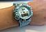 Женские часы Skmei 0821 Blue. Водонепроницаемые. , фото 5