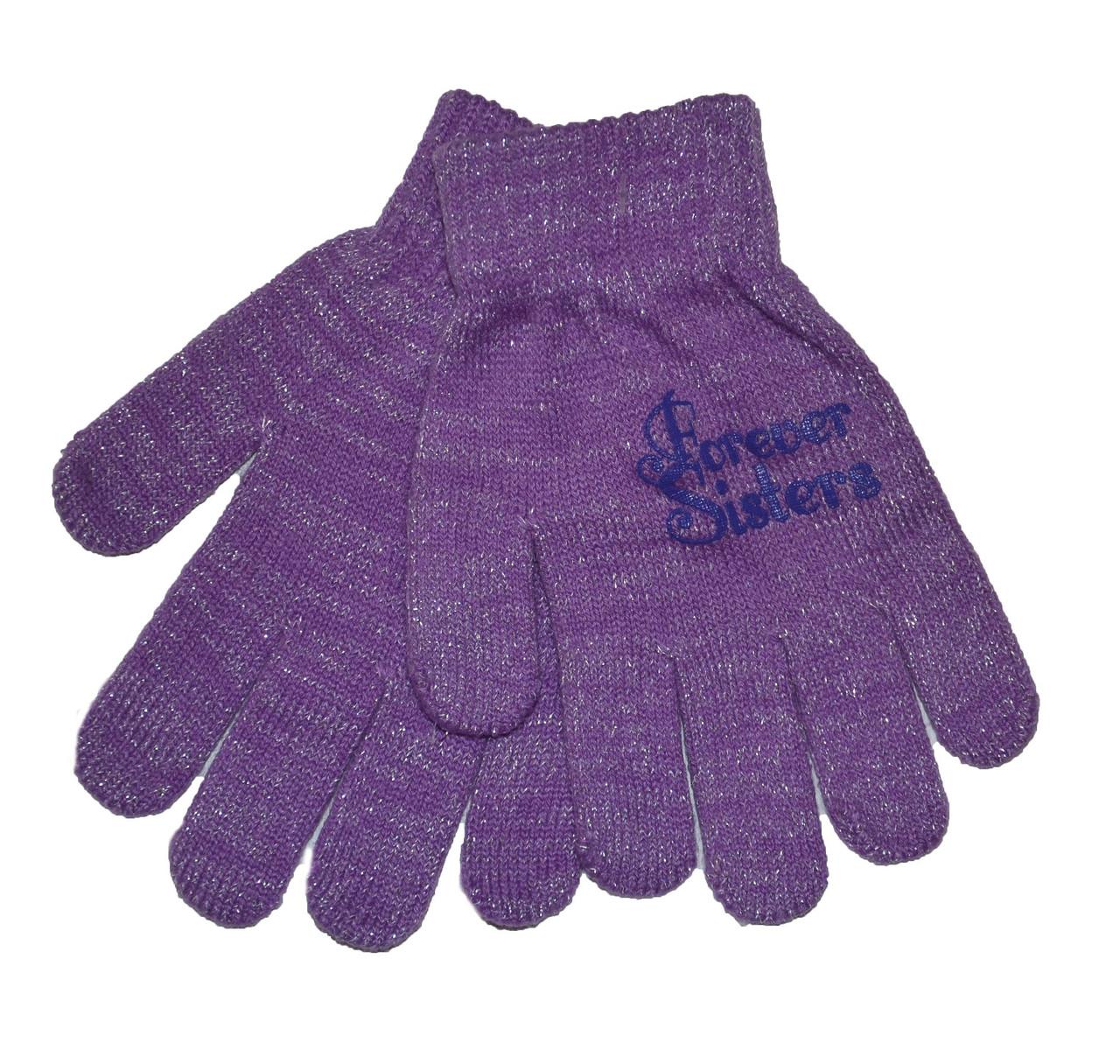 Перчатки девочке