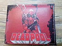 """Кошелек """"Дэдпул"""" (Deadpool)."""