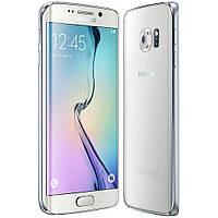 "Смартфон Samsung G925F Galaxy S6 Edge White Pearl, 3/32Gb, 8 ядер, 16/5Мп, 5.1"", 2 sim, 4G, 2600мАh., фото 1"
