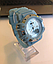 Женские часы Skmei 0821 Blue. Водонепроницаемые. , фото 4