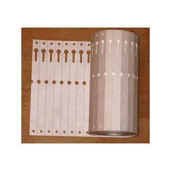 Этикетки-петля для маркировки растений TYVEK белая 1,27х16 см, 1000 шт., фото 2