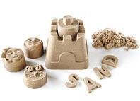 Кинетический песок 1,5 кг фасовка Waba fun (Швеция), фото 1