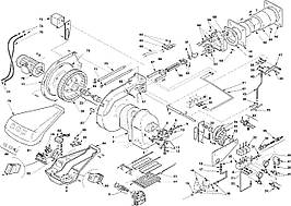 Запасные части к горелке Riello серии RL 190 M