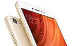 "Смартфон Xiaomi Redmi 5A Gold (""5, памяти 2/16ГБ, акб емкость 3000 мАч), фото 2"