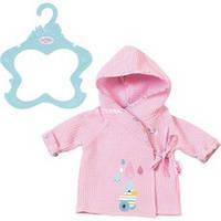 Одежда для кукол Беби Борн халатик Baby Born Zapf Creation 824665, фото 1