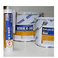 Клей К-36 10 литров для битумной черепицы