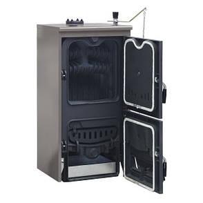 Твердотопливный чугунный котел Bosch Solid 3000 H K 36-1 G62, фото 2