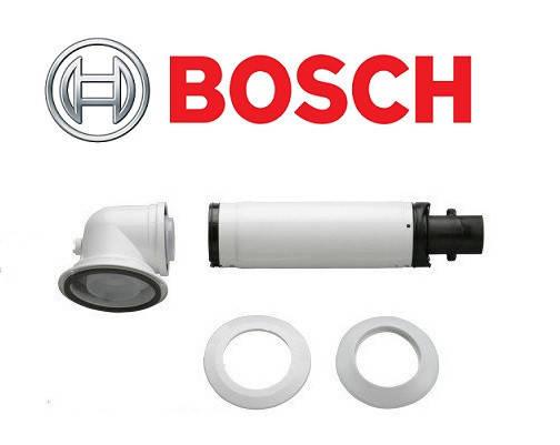 Конденсационная труба BOSCH AZB 916  60/100 мм, фото 2