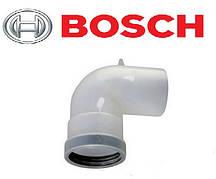 BOSCH AZB 619. Отвод 90°, Ø80
