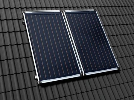 Плоский солнечный коллектор BOSCH FCC220-2V, фото 2