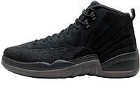Мужские кроссовки Air Jordan 12 OVO Black