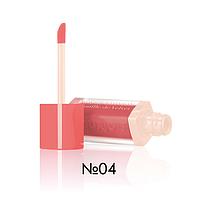 Жидкая матовая помада для губ Bourjois Rouge Edition Souffle de Velvet (04-розовый)