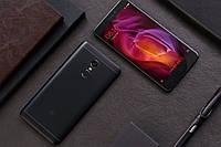 "Смартфон Xiaomi Redmi Note 4X black (""5,5; 3/32GB, батарея 4100 мАч), фото 1"